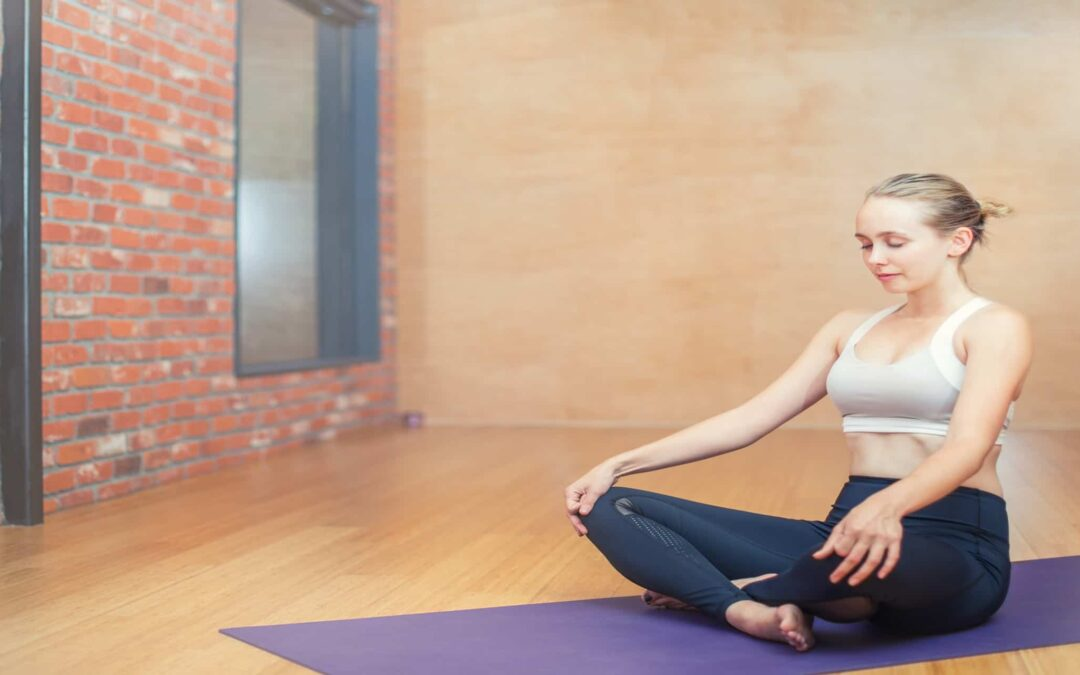 Restorative Yoga. What the Heck is that?
