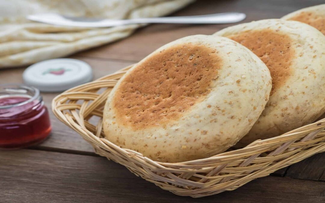 Exact Calories in English Muffin That No One Will Tell You