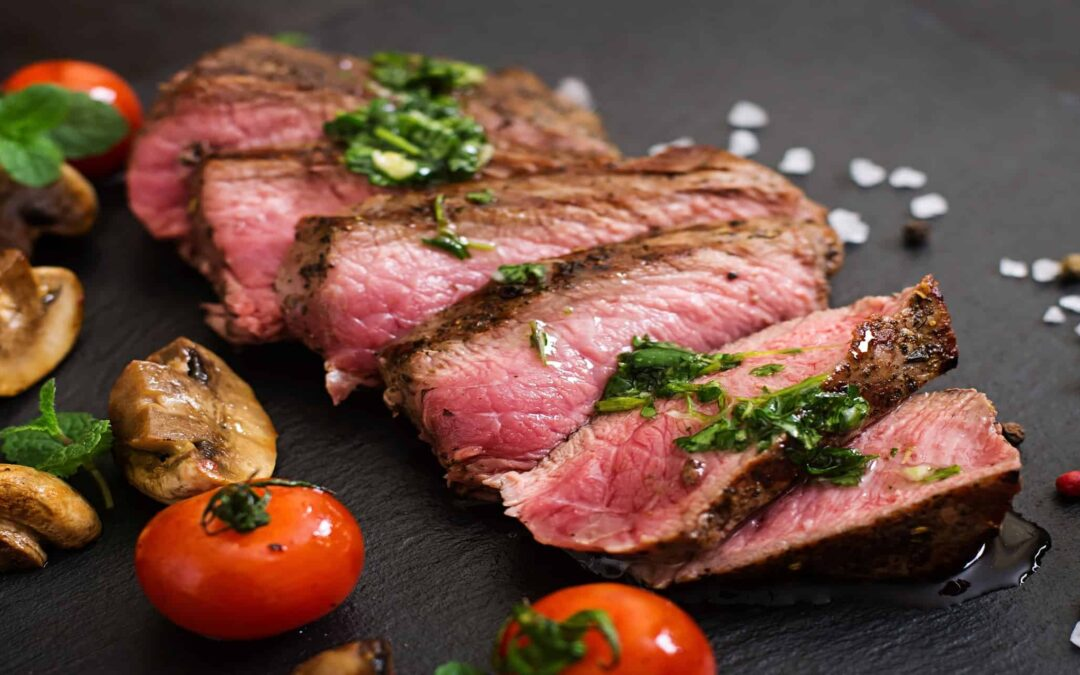 How Many Calories Are In Roast Beef?