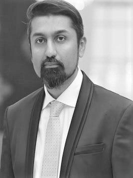 Dr Omair Ansar