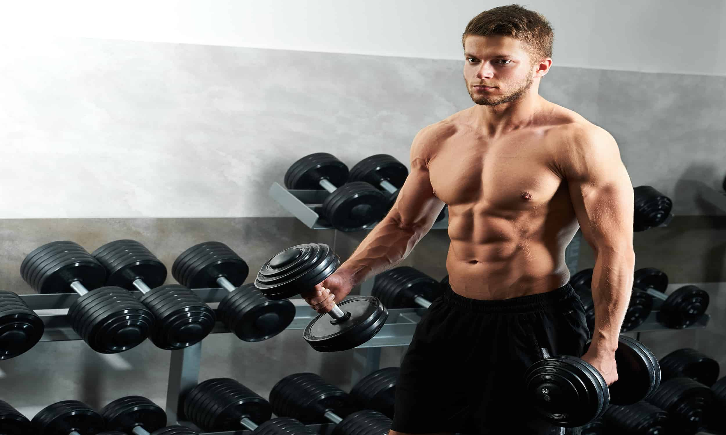 reverse bicep curls: how to do correctly