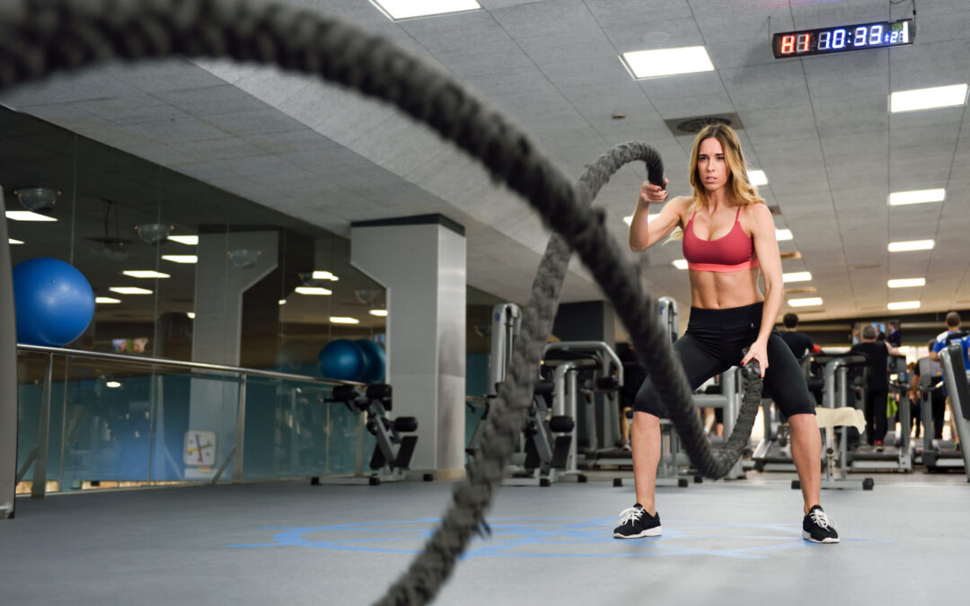 Battle Ropes Exercises: All You Need to Know