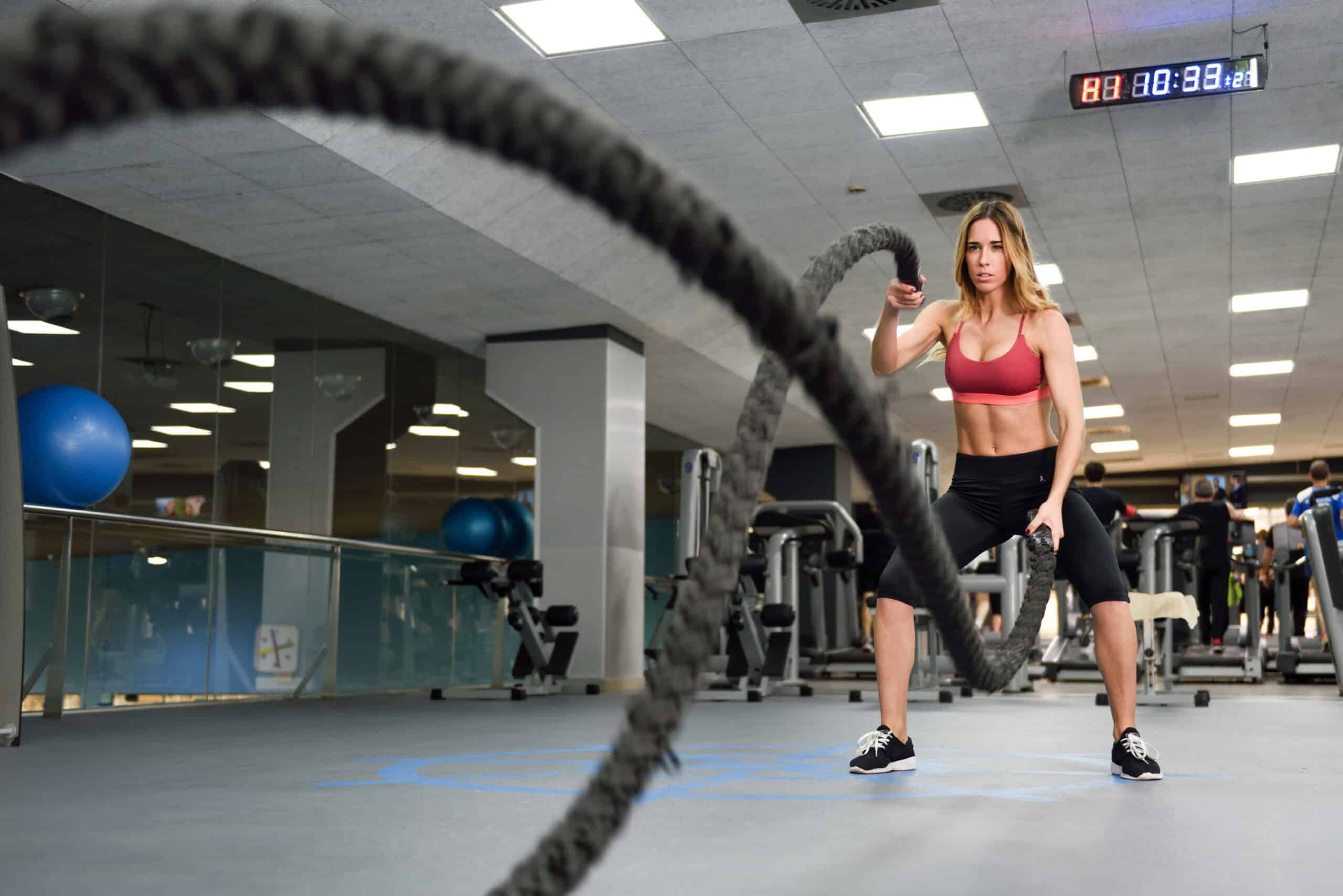 battle rope exercises all you need to know