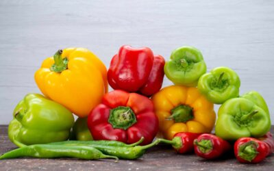 Orange Bell Pepper Nutrition Facts that You Didn't Know