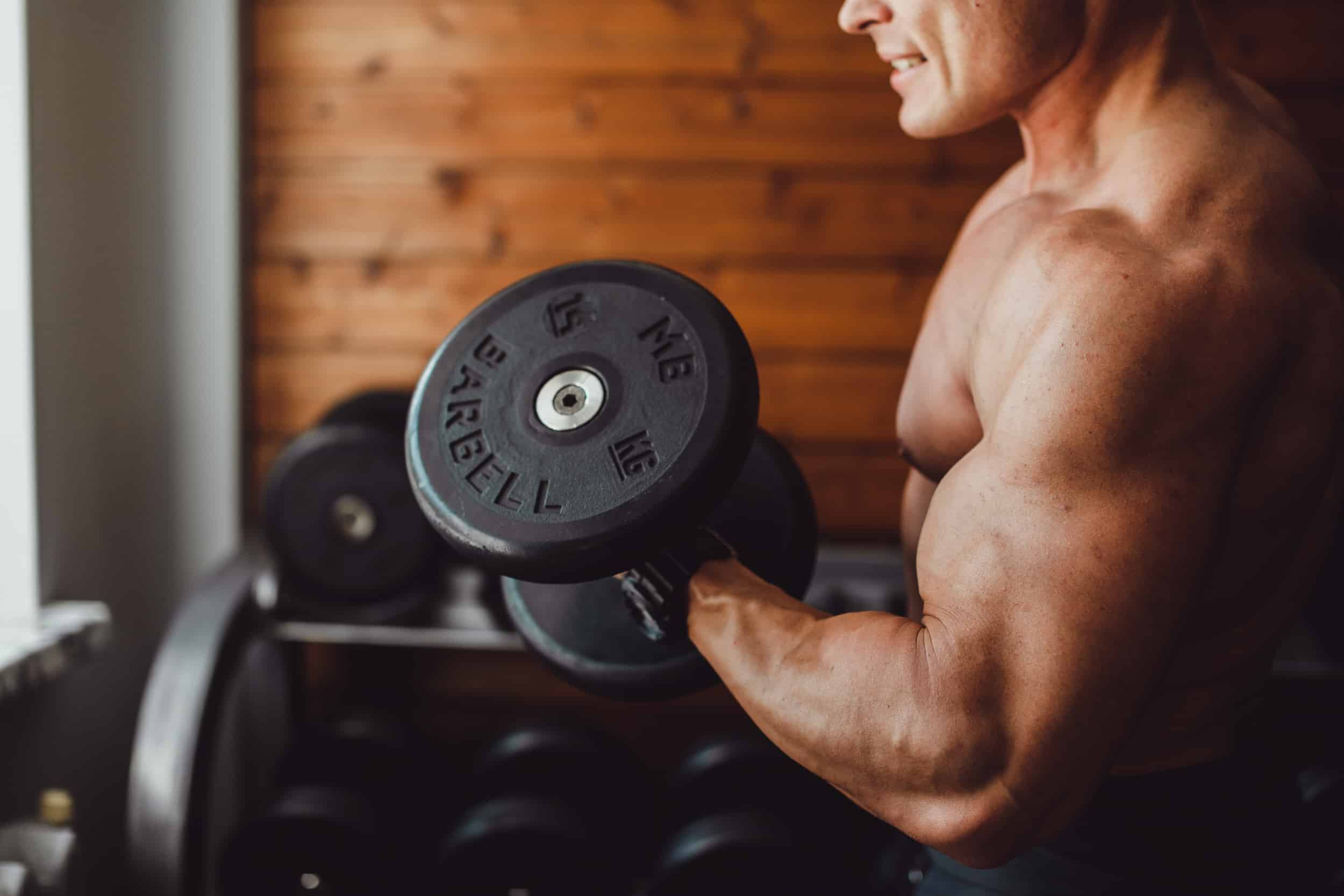best home bicep workout